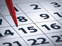 Kalender-pen